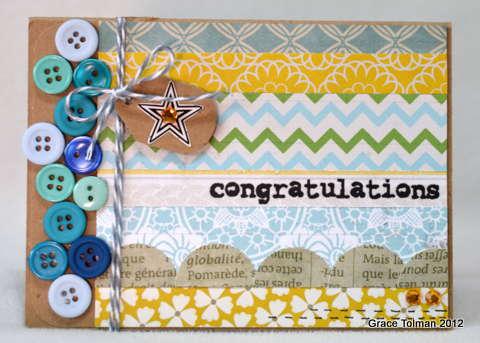 Congratulations *Paper Bakery June Add On kit*