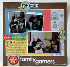 Family Gamers *My Little Shoebox*