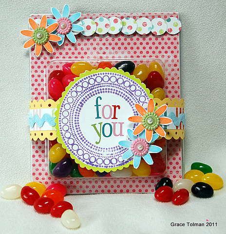 For You Treat holder *Upsy Daisy Designs*