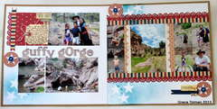 Guffy Gorge *Paper Bakery June Add On kit*