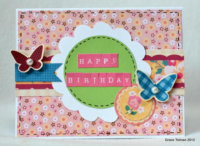 Happy Birthday *My Little Shoebox*