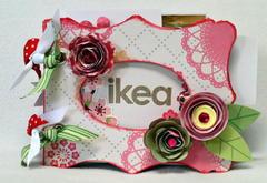 Ikea mini album *My Little Shoebox*