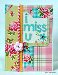 I Miss U *My Little Shoebox*