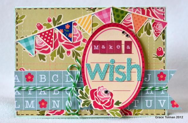 Make a Wish *My Little Shoebox*
