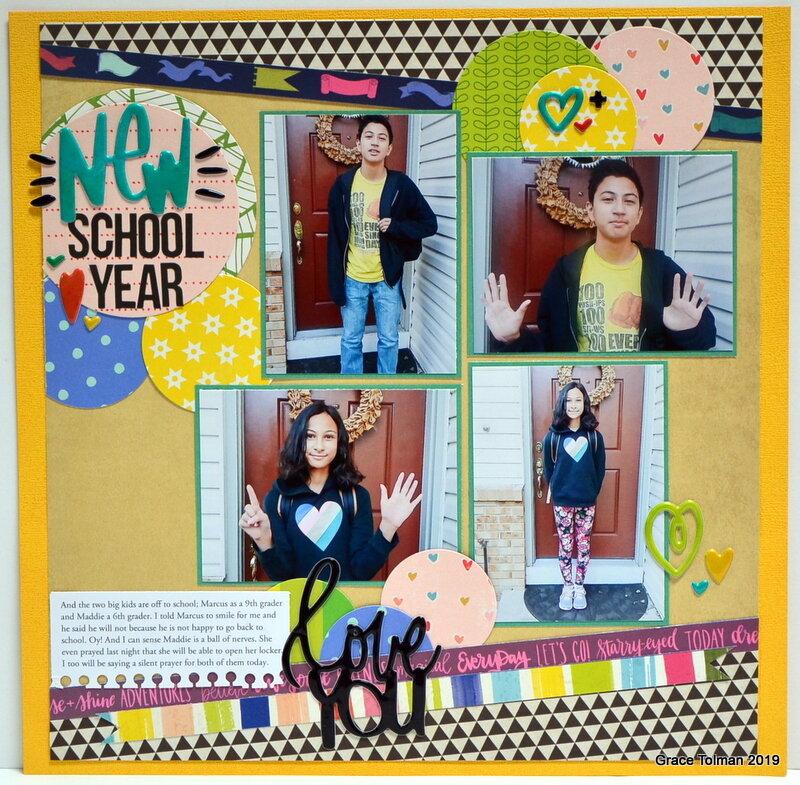 New School Year