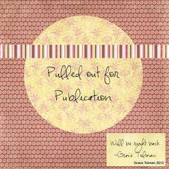 Thank you block card *Ella Publishing*