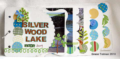 Silverwood lake mini *Clear Scraps*