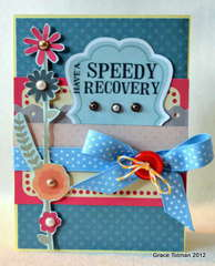 Have a Speedy Recovery *My Little Shoebox*