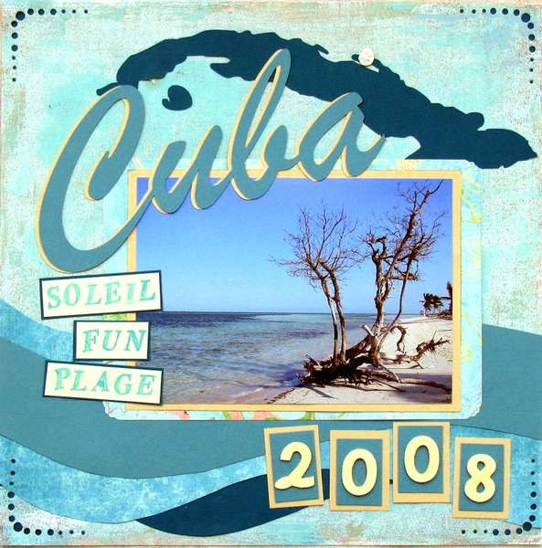 Cuba 2008 - cover page