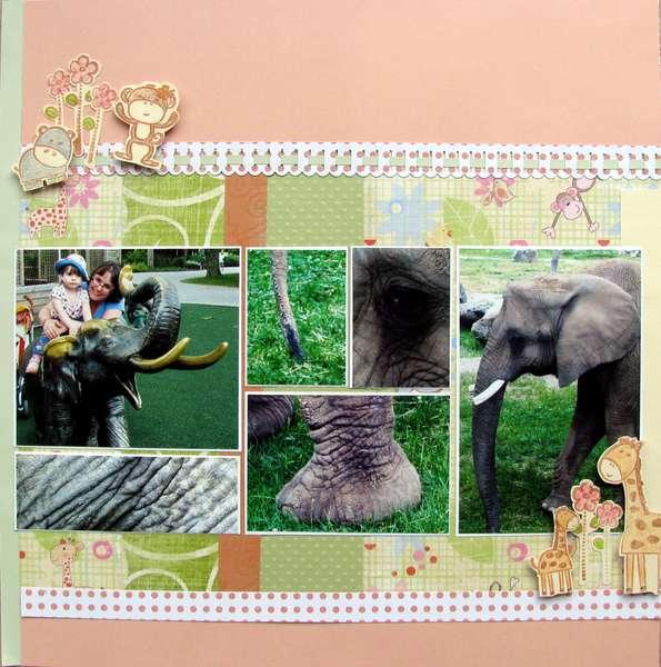 My elephant 1