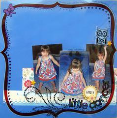 Lovely Little Dancer