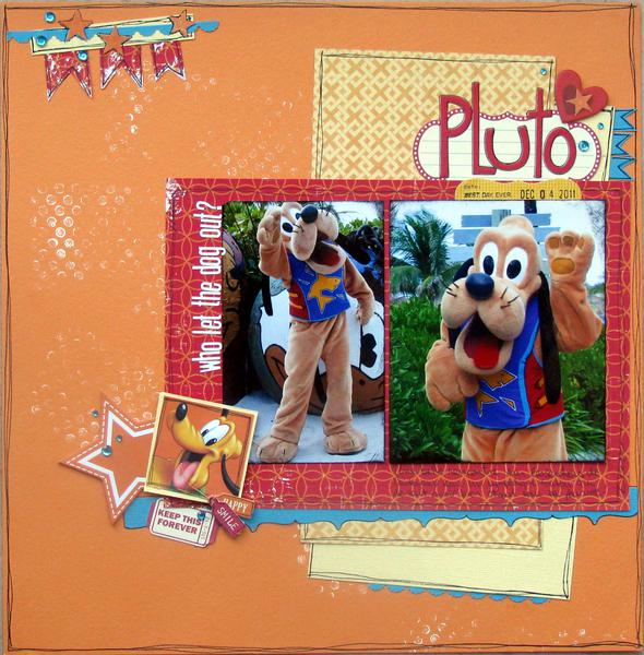 Pluto (Who let the dog out?)
