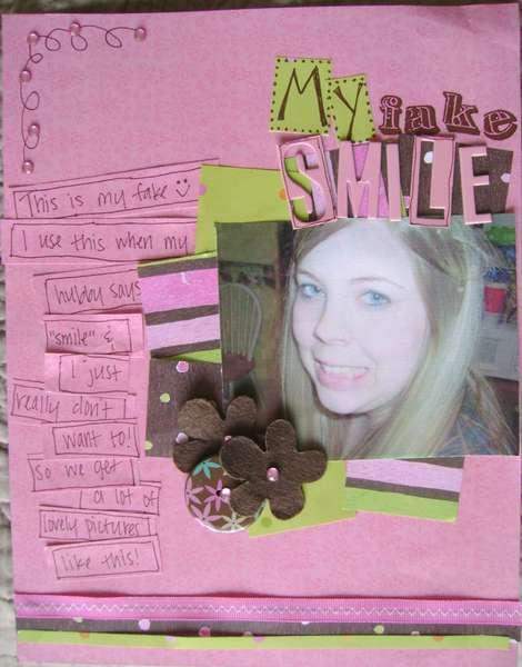 My Fake Smile