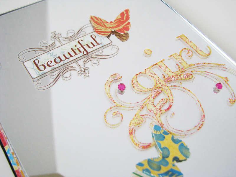 Beautiful Girl Mirror Album