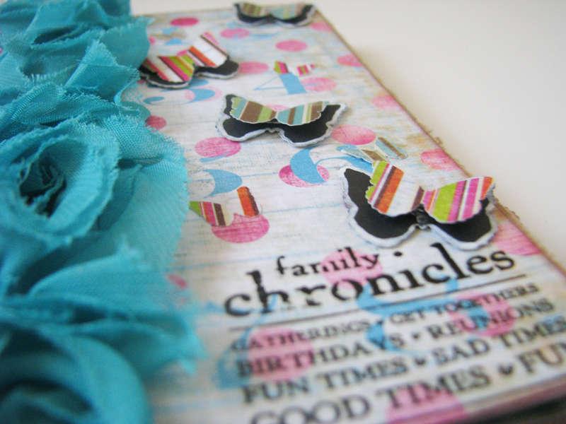 Family Chronicles Paper Bag Album