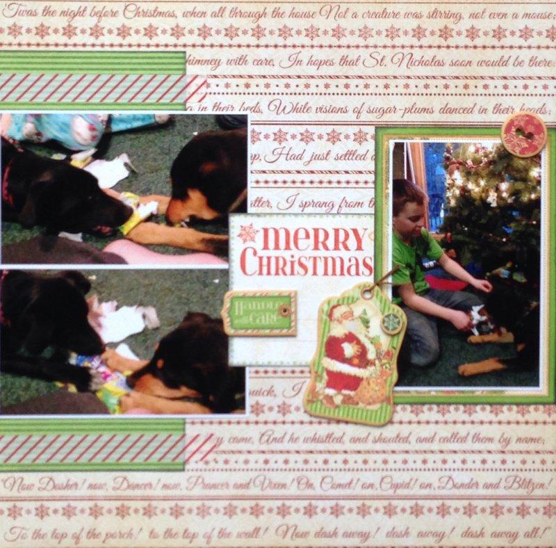 Pup Christmas