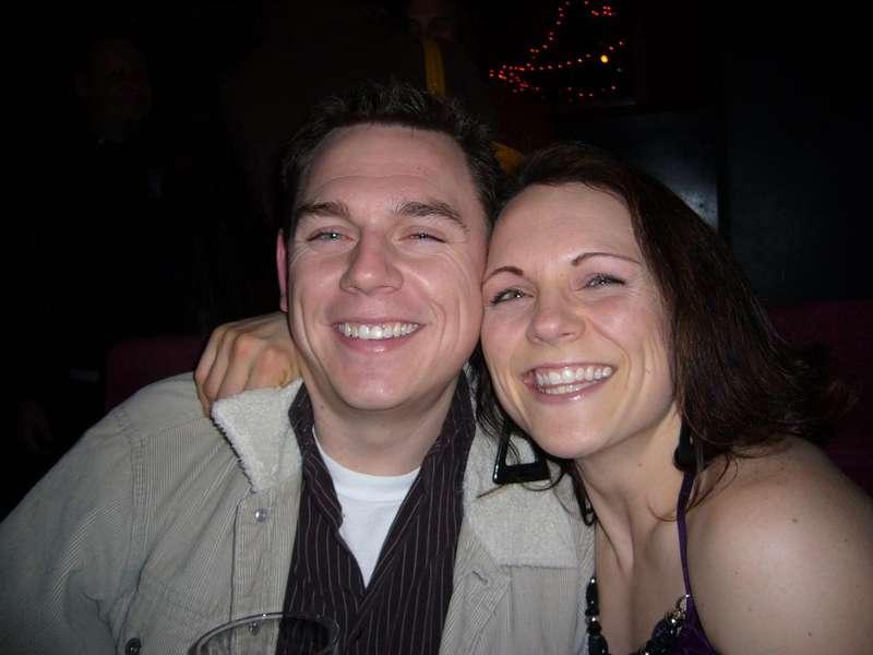 After Midnight at Muu Muu's with Casey
