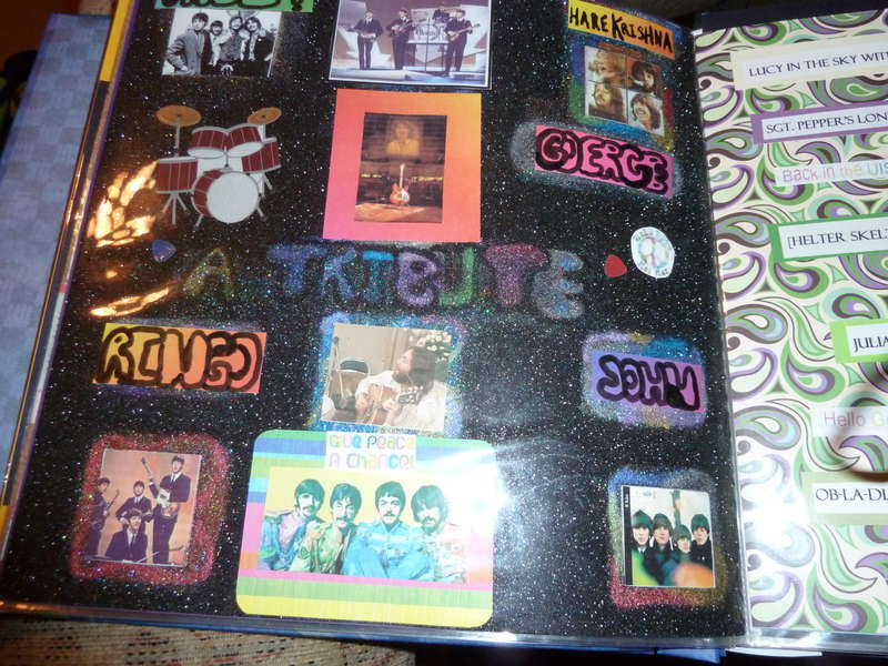 My Brothers Rock Concert and other events Memories gift Album
