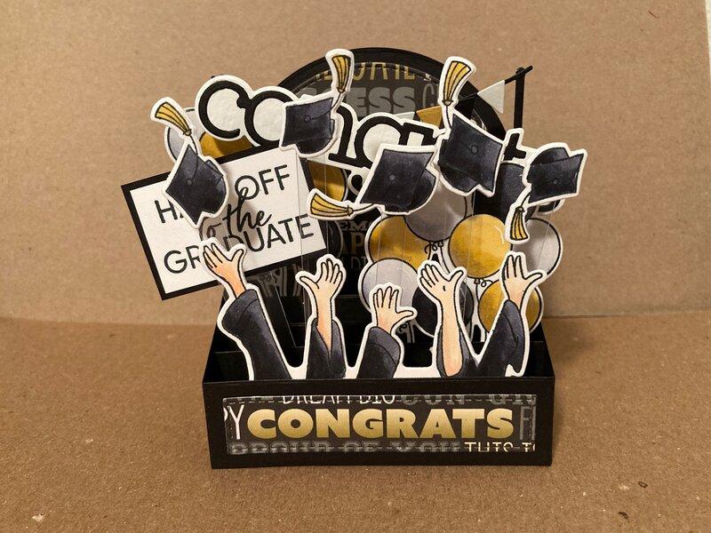 Grad Card 2021 - 3