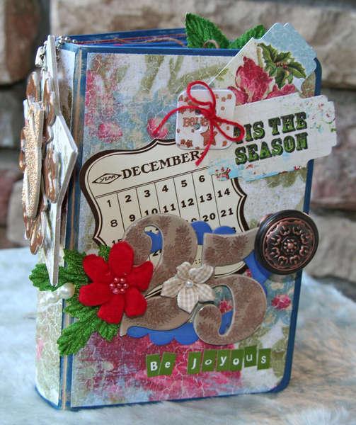 ~Christmas Mini Binder Book~