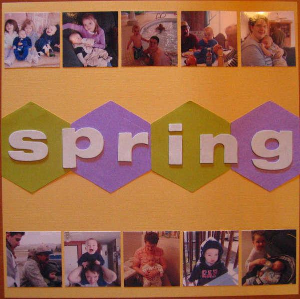 Spring Break pg1