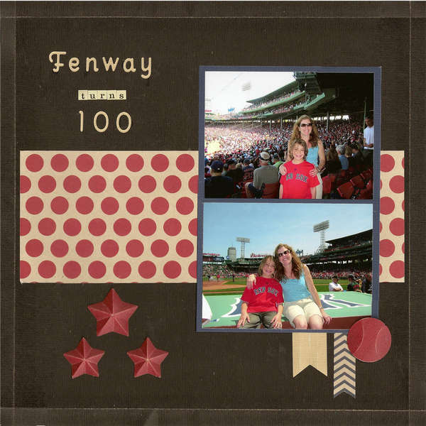 Fenway turns 100