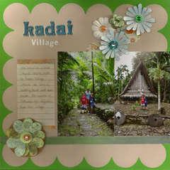Kadai village