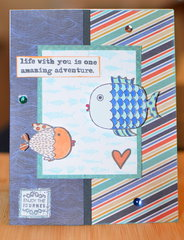 Amazing Adventure Card