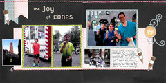 The Joy of Cones