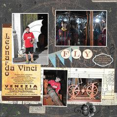 Da Vinci  Museum