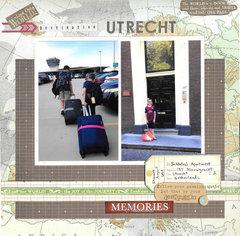 Destination Utrecht