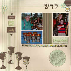Passover Layout