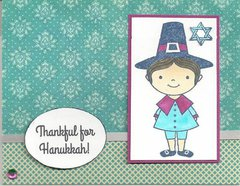Thankful for Hanukkah!