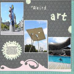 Weird Art
