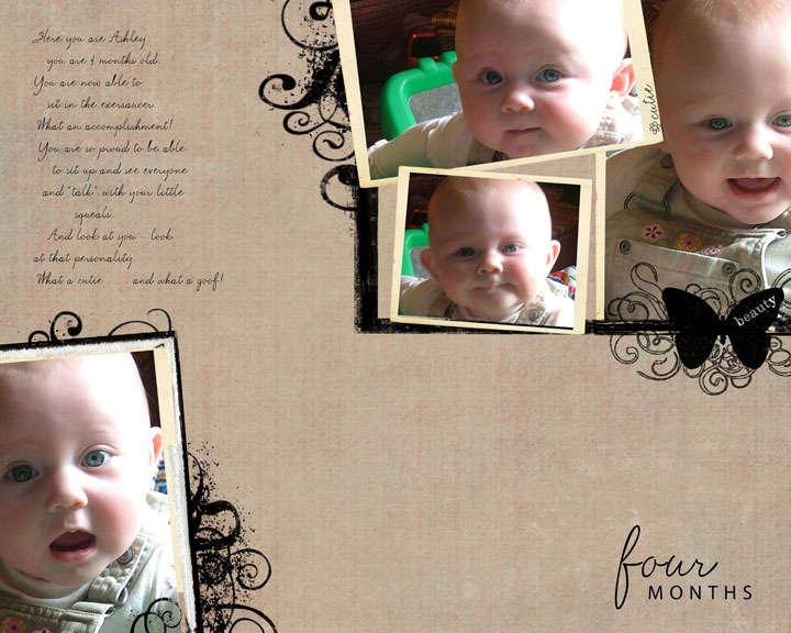 Ashley - 5 months