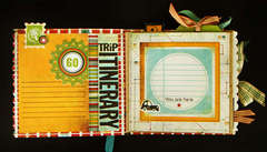 *Bahamas 10* Mini Album - INSIDE