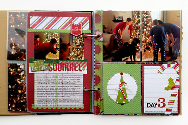 *December Daily* featuring Simple Stories December Documented