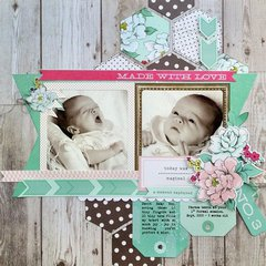 *Made With Love* NEW AC POLKA DOT PARTY