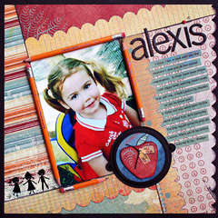 *Alexis* New BASICGREY RECESS