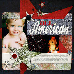 *aLL American* BHG July '08