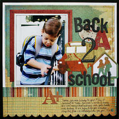 *Back 2 School* BG Newsletter Aug. '07