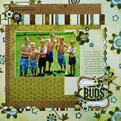 *Buds* New MARJOLAINE by BASICGREY