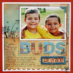 *Buds* ST June '09