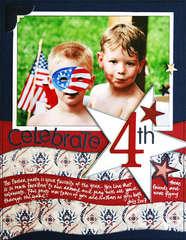 *Celebrate 4th* BHG July '09