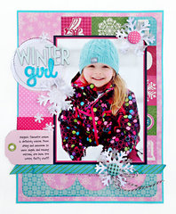 *Winter Girl* SCT Winter '13