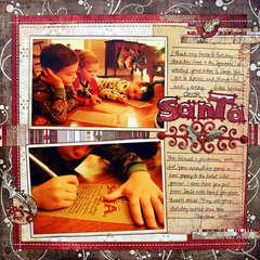 *Dear Santa* ST Holiday '09