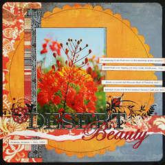 *Desert Beauty* SB&B Fall '09