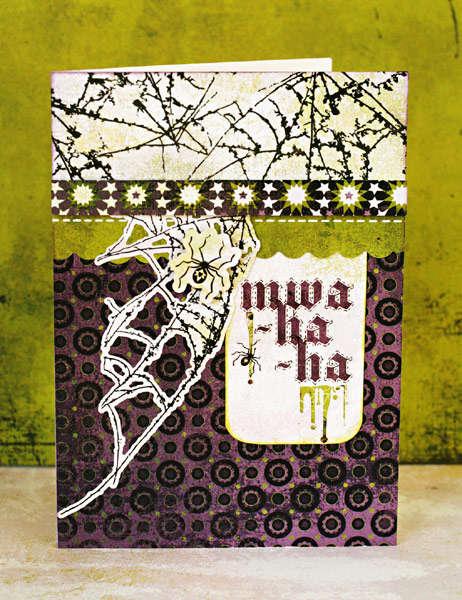 *Mwa-ha-ha* Cards