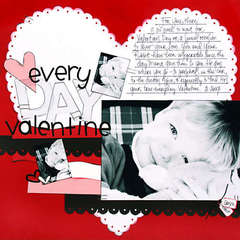 *Everyday Valentine* Ask the Masters II 2007