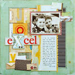 *eXcel* NEW BasicGrey CLIPPINGS